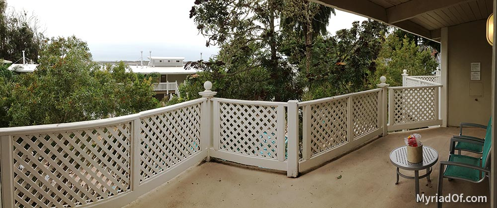 Inn at Morro Bay Balcony