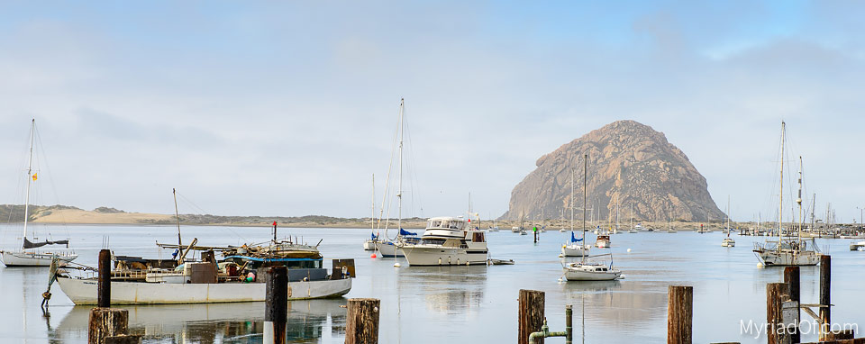 Inn at Morro Bay's Bayview Deck
